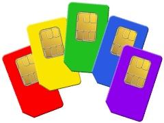 Wie sicher sind anonyme SIM-Karten?