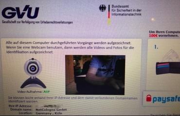 GVU Trojaner: Neue Version verlangt 12 Euro